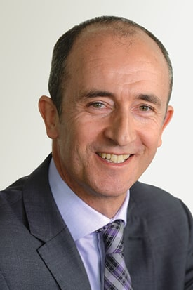 Non-Executive Director Tony Brain