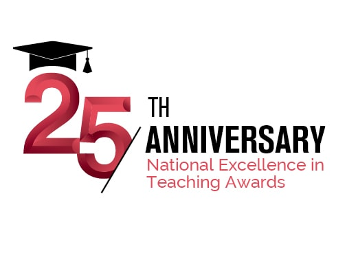 The National Excellence in Teaching Awards (NEiTA) we acknowledge the valuable contribution inspirational teachers make